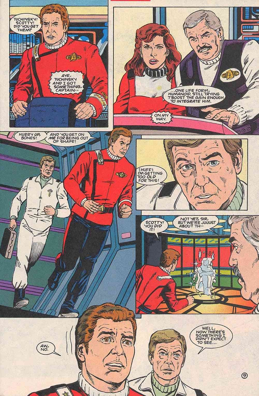 Read online Star Trek (1989) comic -  Issue # _Special 1 - 13