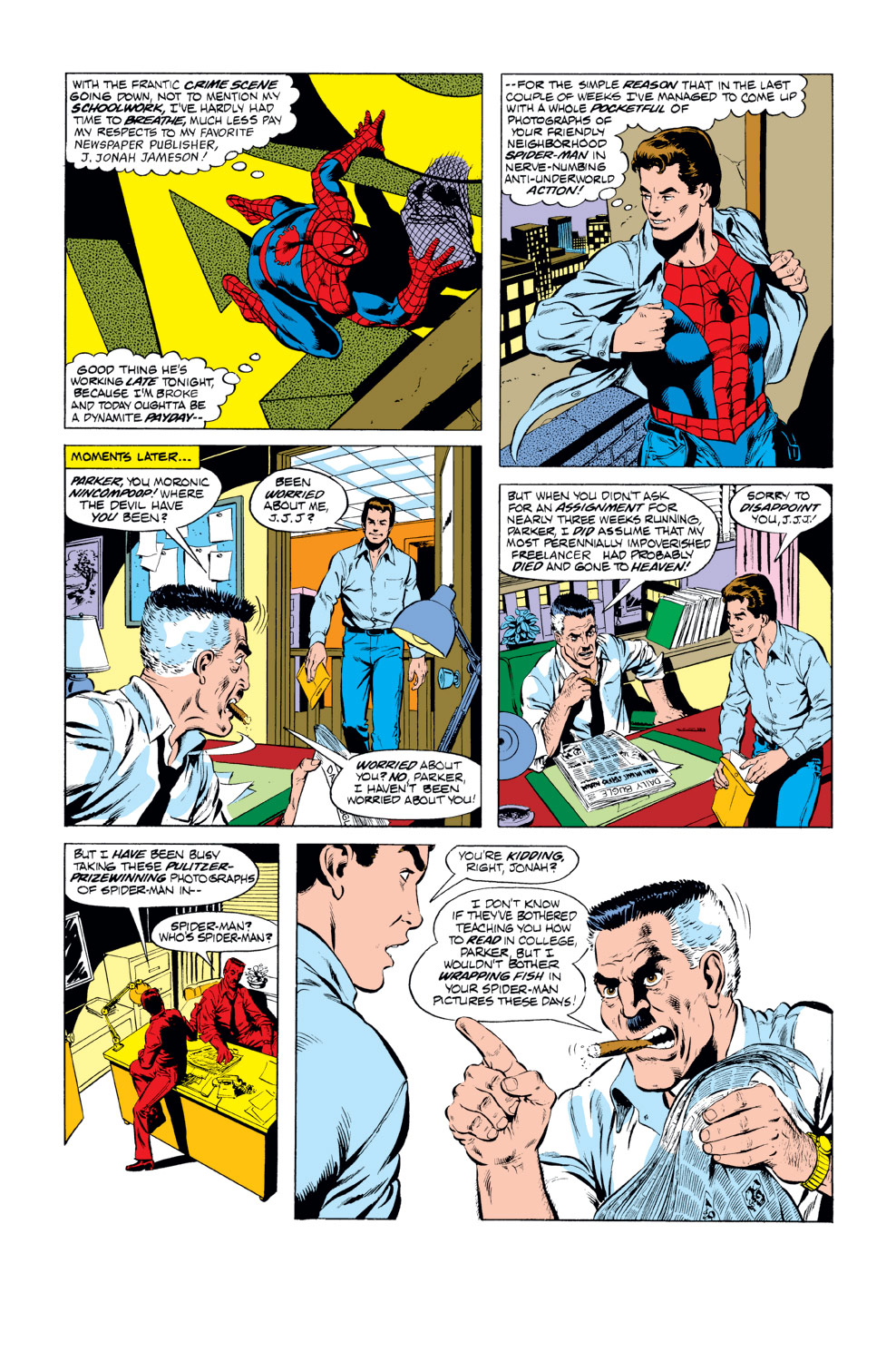 The Amazing Spider-Man (1963) 220 Page 6