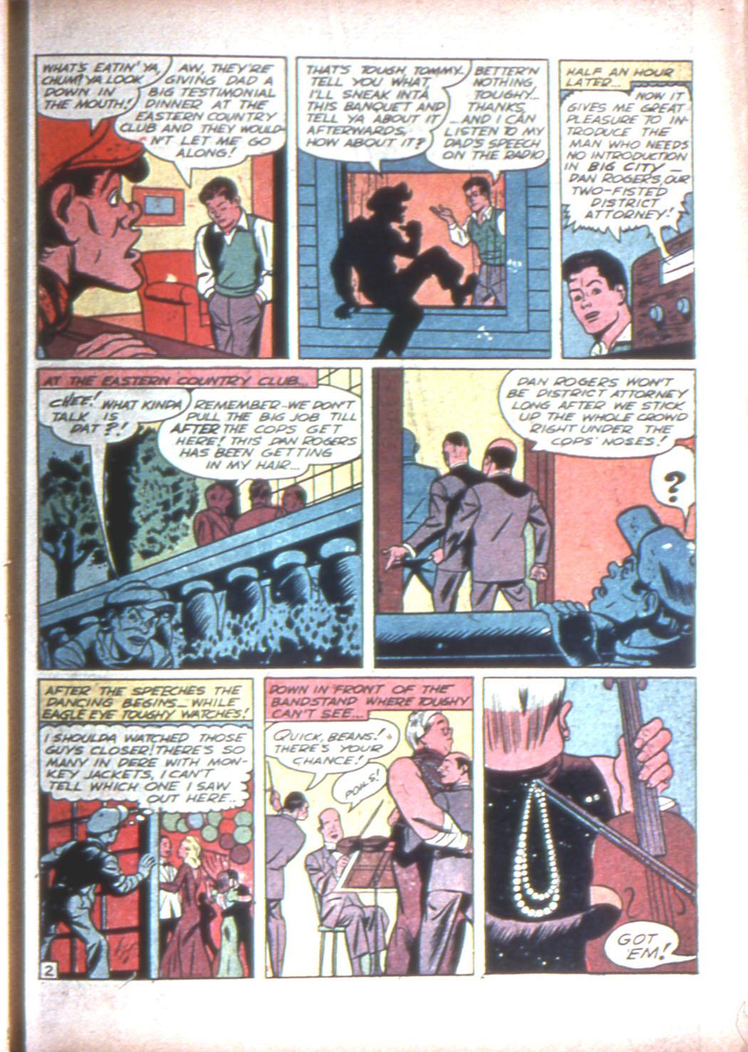 Read online Sensation (Mystery) Comics comic -  Issue #15 - 51