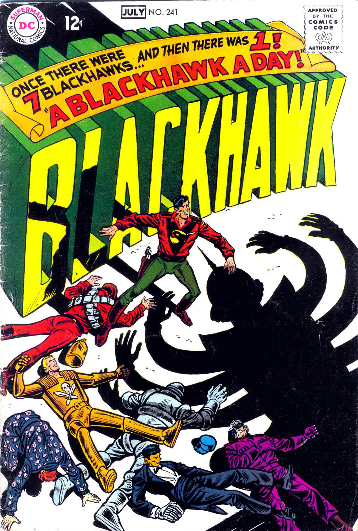 Blackhawk (1957) 241 Page 1