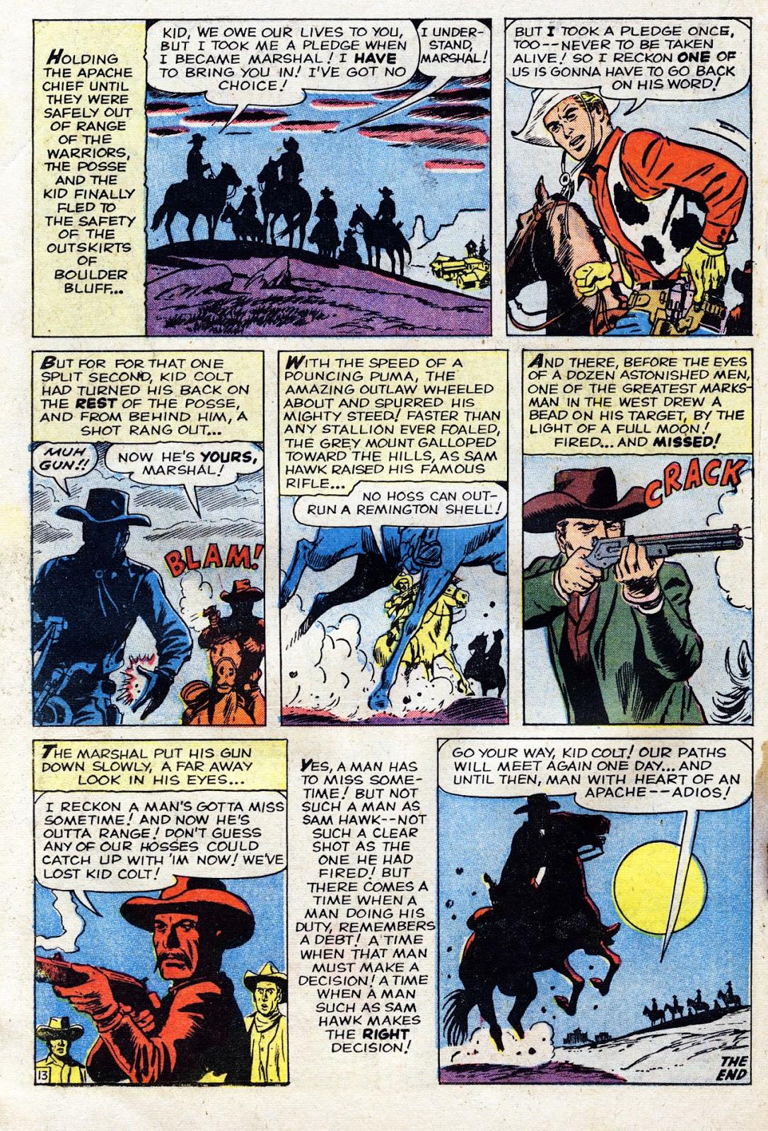 Gunsmoke Western issue 60 - Page 18