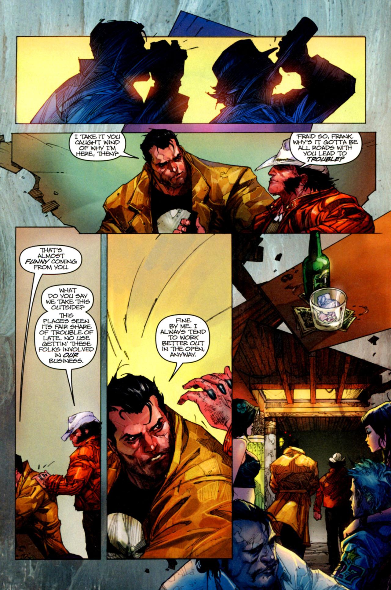 Read online Astonishing Tales (2009) comic -  Issue #1 - 5