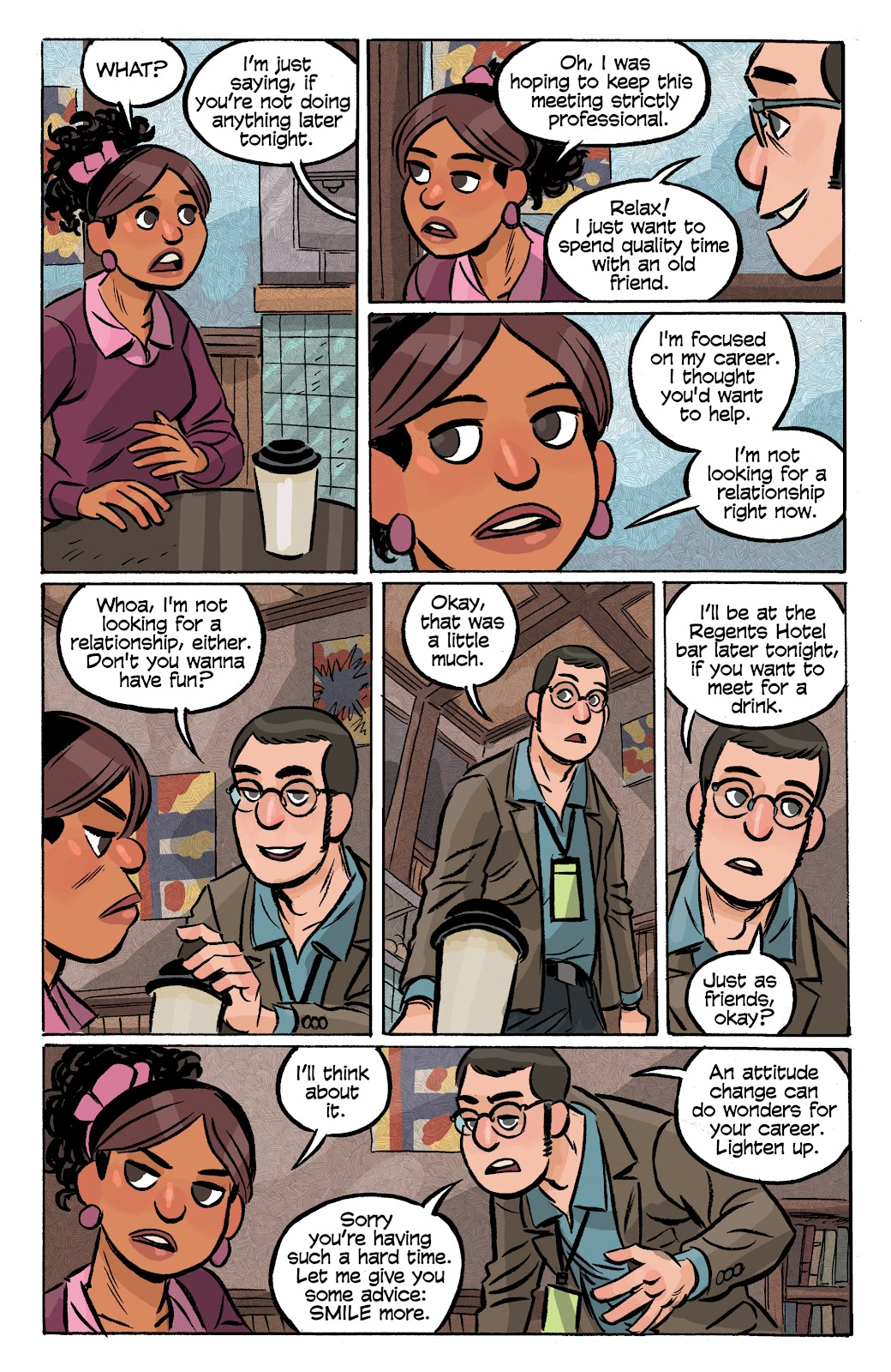 Read online Cellies comic -  Issue #8 - 16