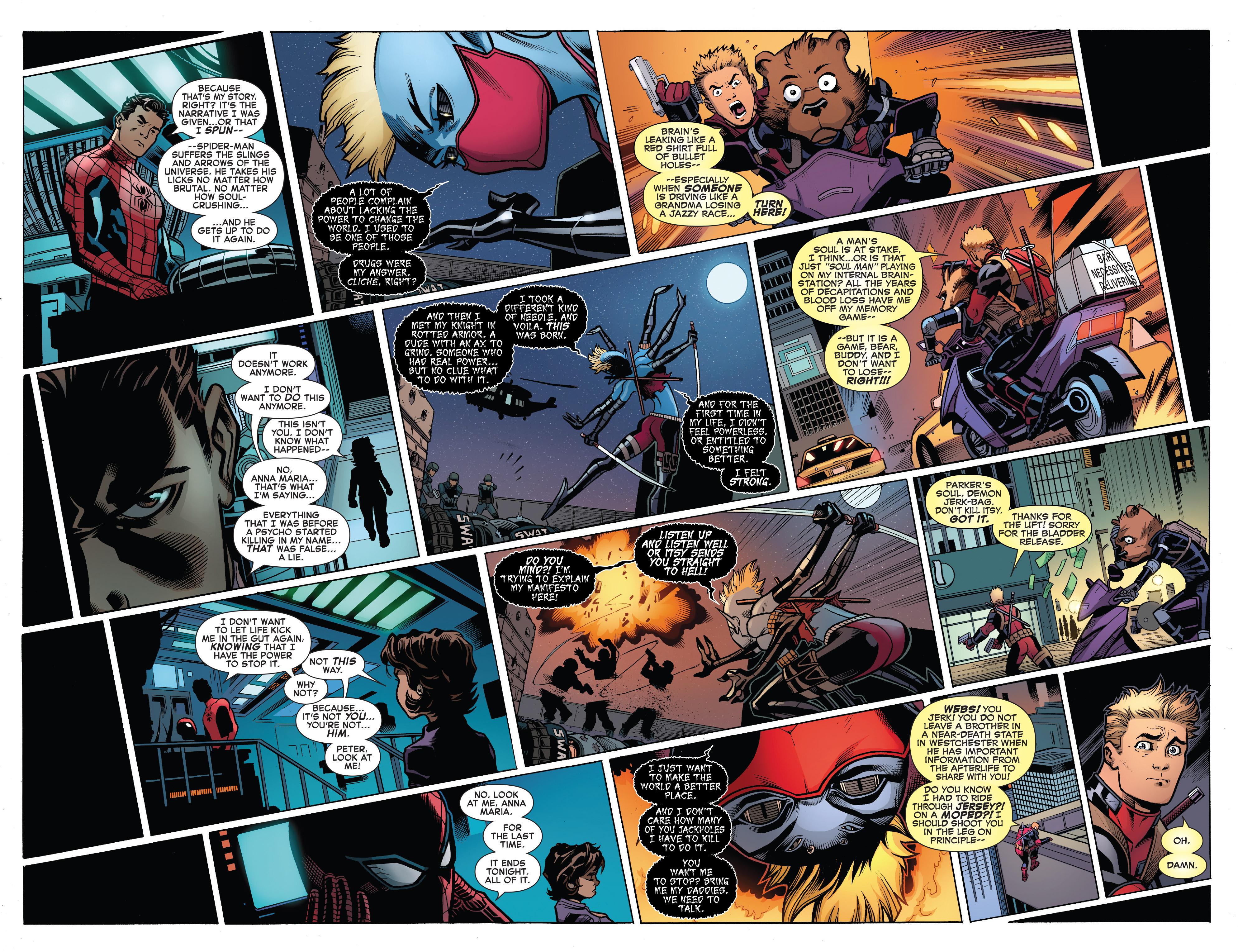 Read online Spider-Man/Deadpool comic -  Issue #17 - 4