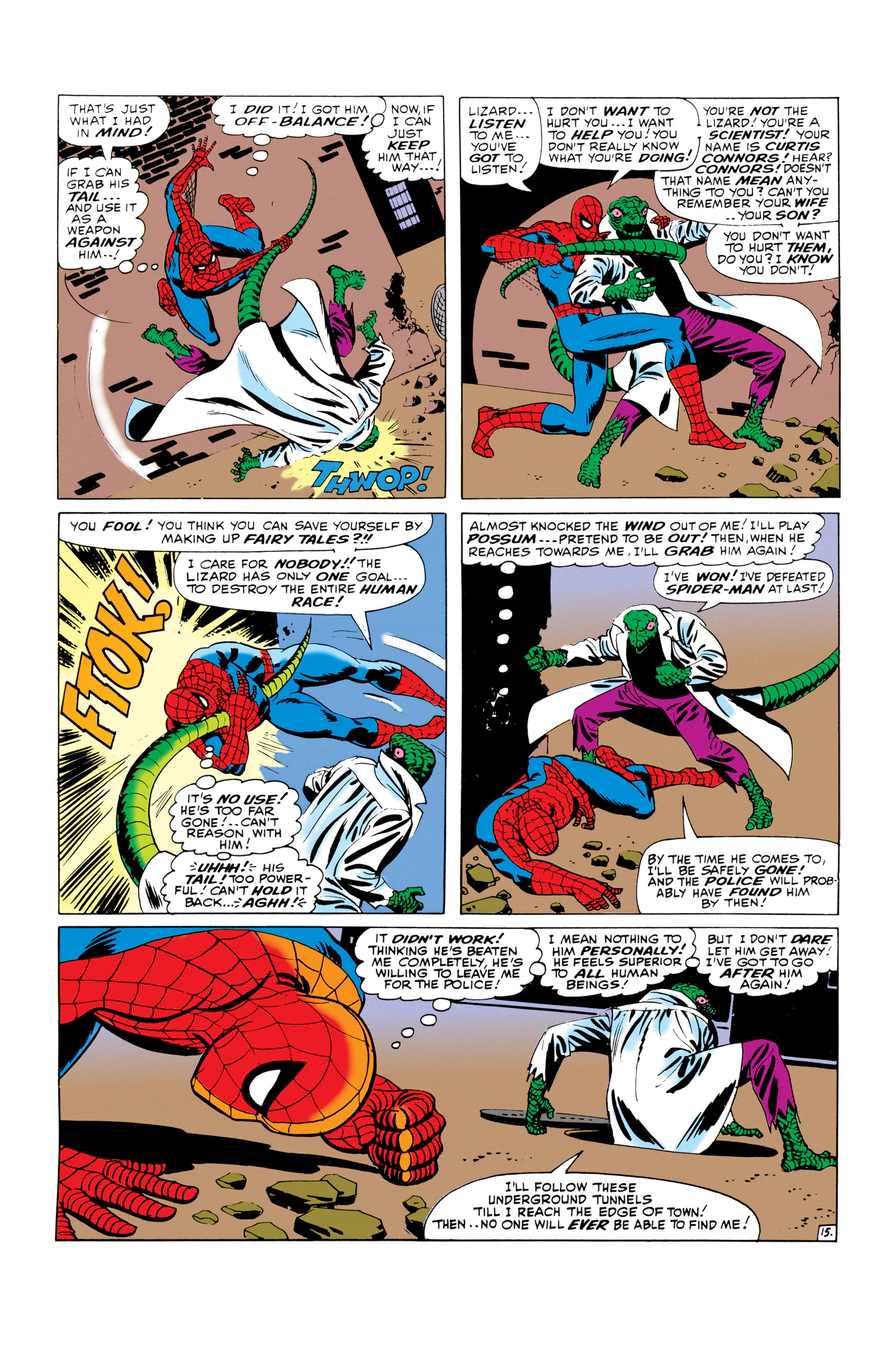 The Amazing Spider-Man (1963) 44 Page 15