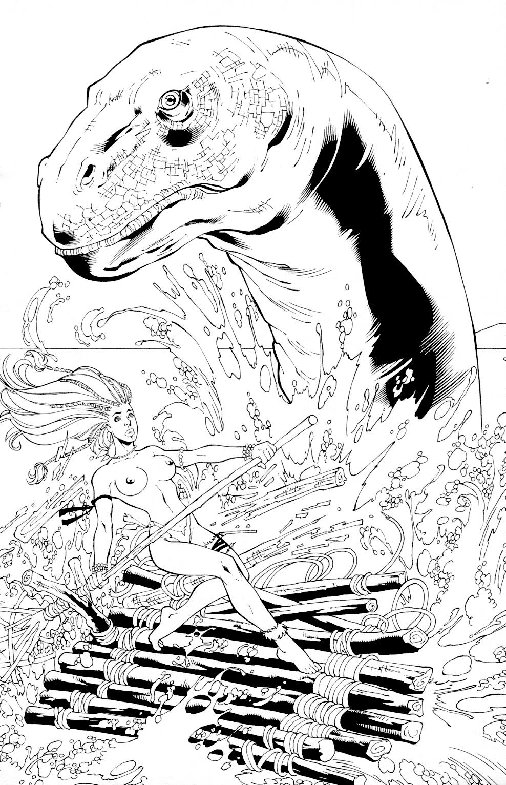 Read online Jungle Fantasy (2002) comic -  Issue #3 - 23