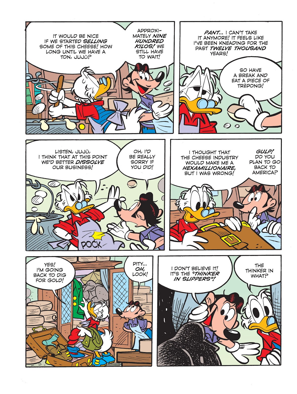 All of Scrooge McDuck's Millions Issue #6 #6 - English 8