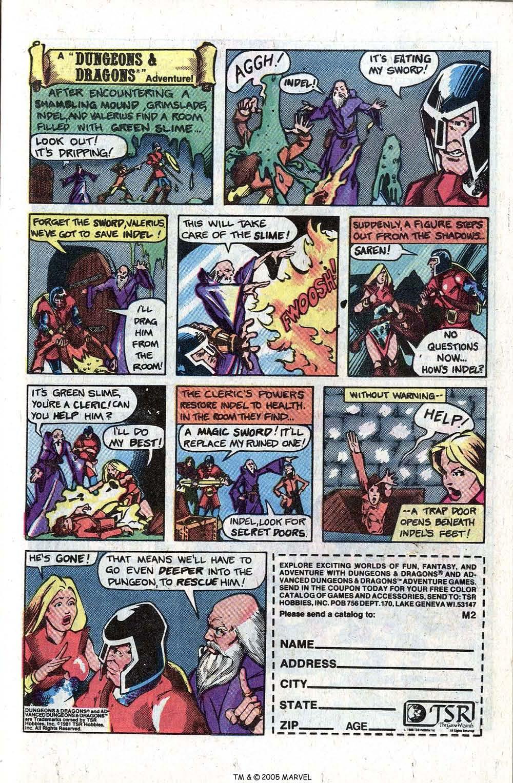 Read online Uncanny X-Men (1963) comic -  Issue # _Annual 5 - 39