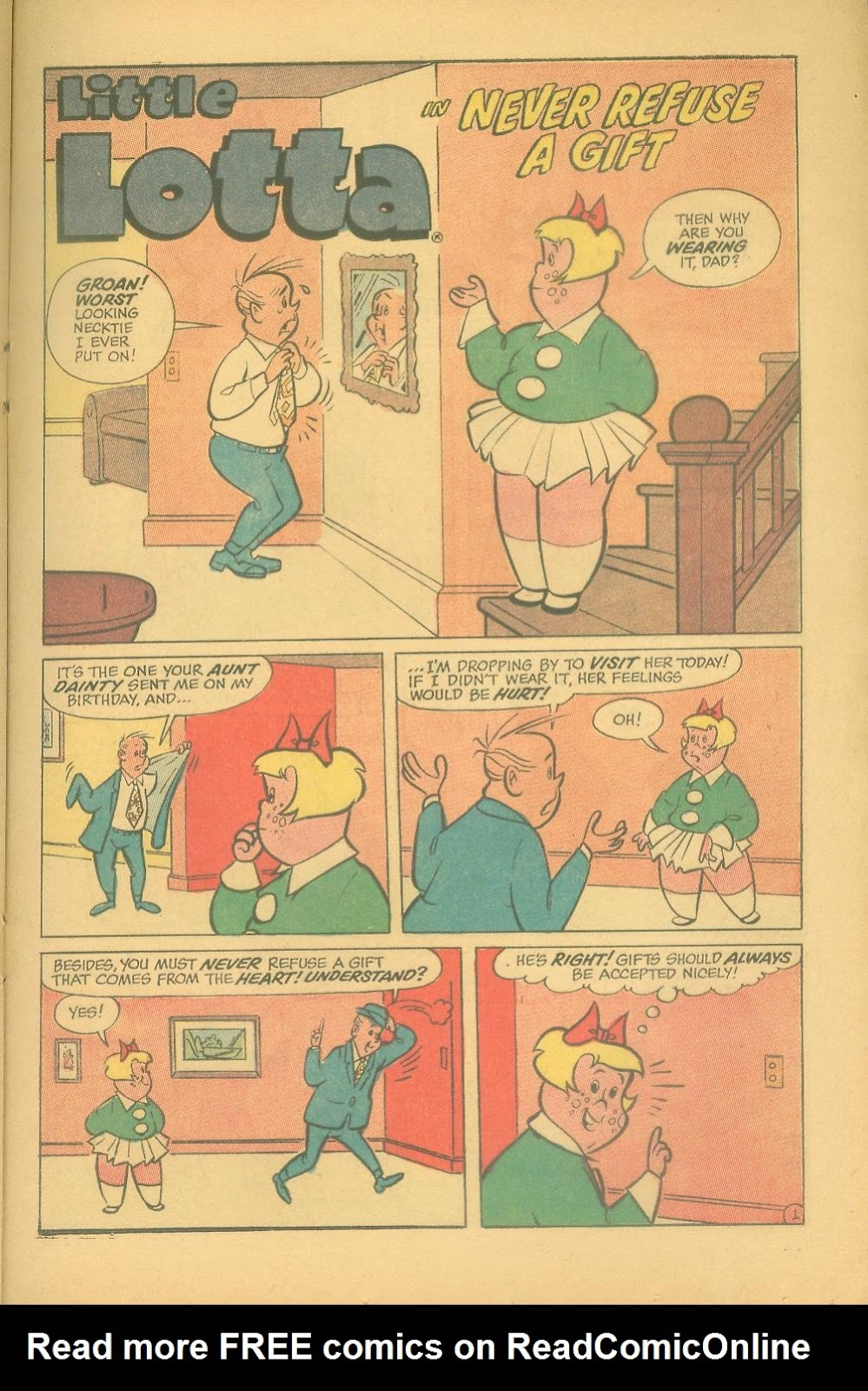 Little Dot (1953) issue 95 - Page 21