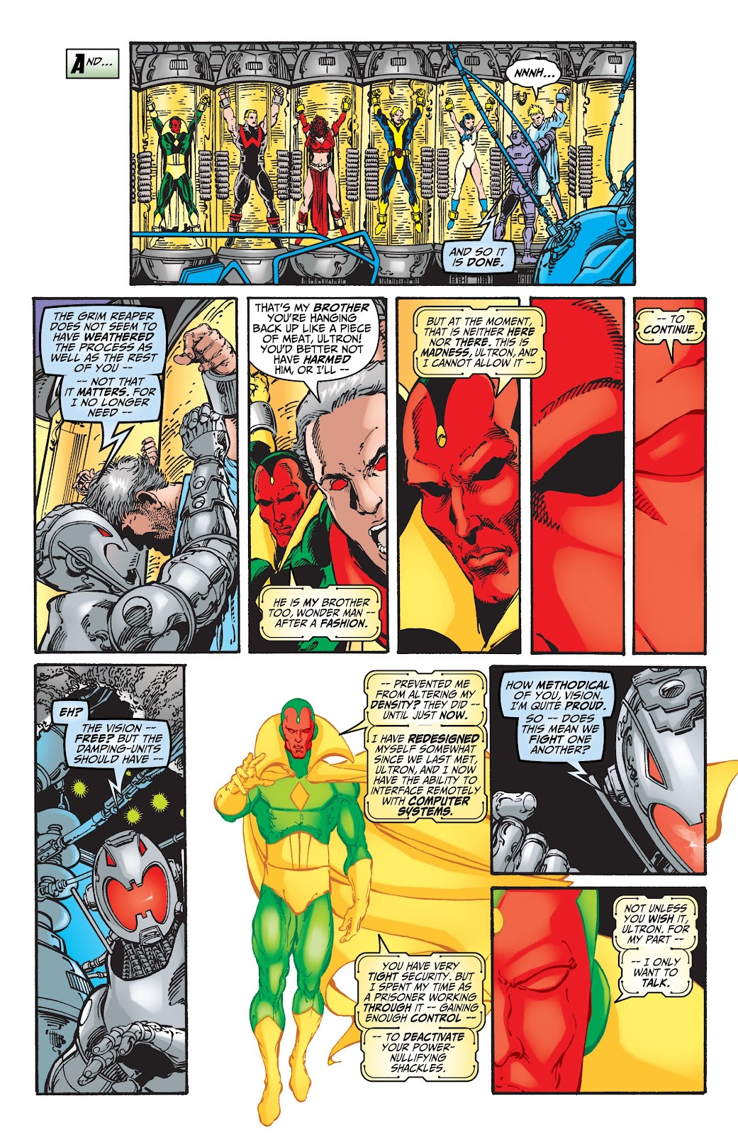 Avengers (1998) issue TPB 2 (Part 4) - Page 9