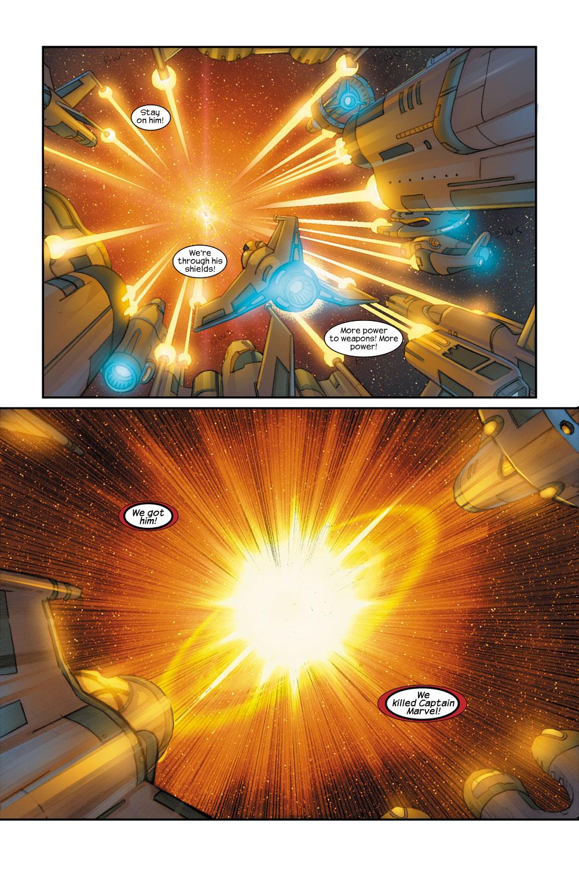 Captain Marvel (2002) Issue #15 #15 - English 15