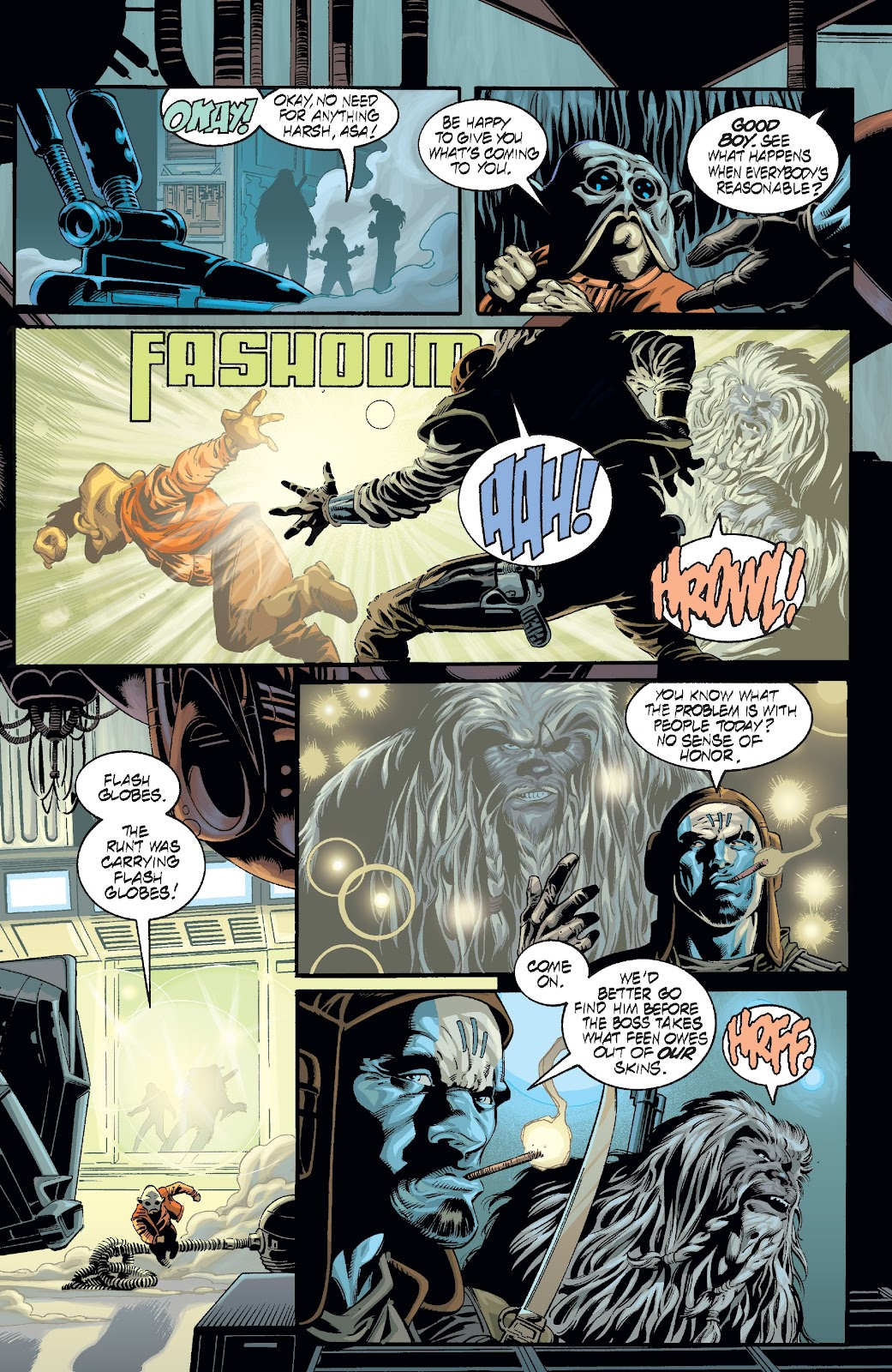 Read online Star Wars Legends: Rise of the Sith - Epic Collection comic -  Issue # TPB 2 (Part 2) - 66