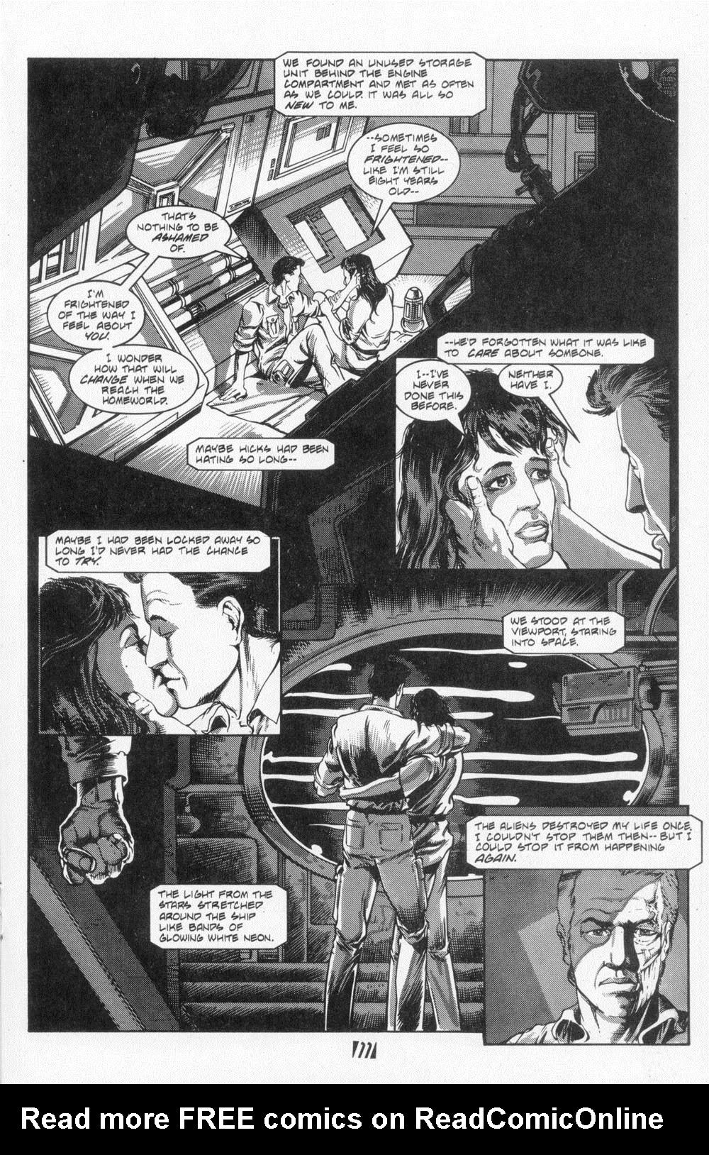 Read online Aliens (1988) comic -  Issue #4 - 13