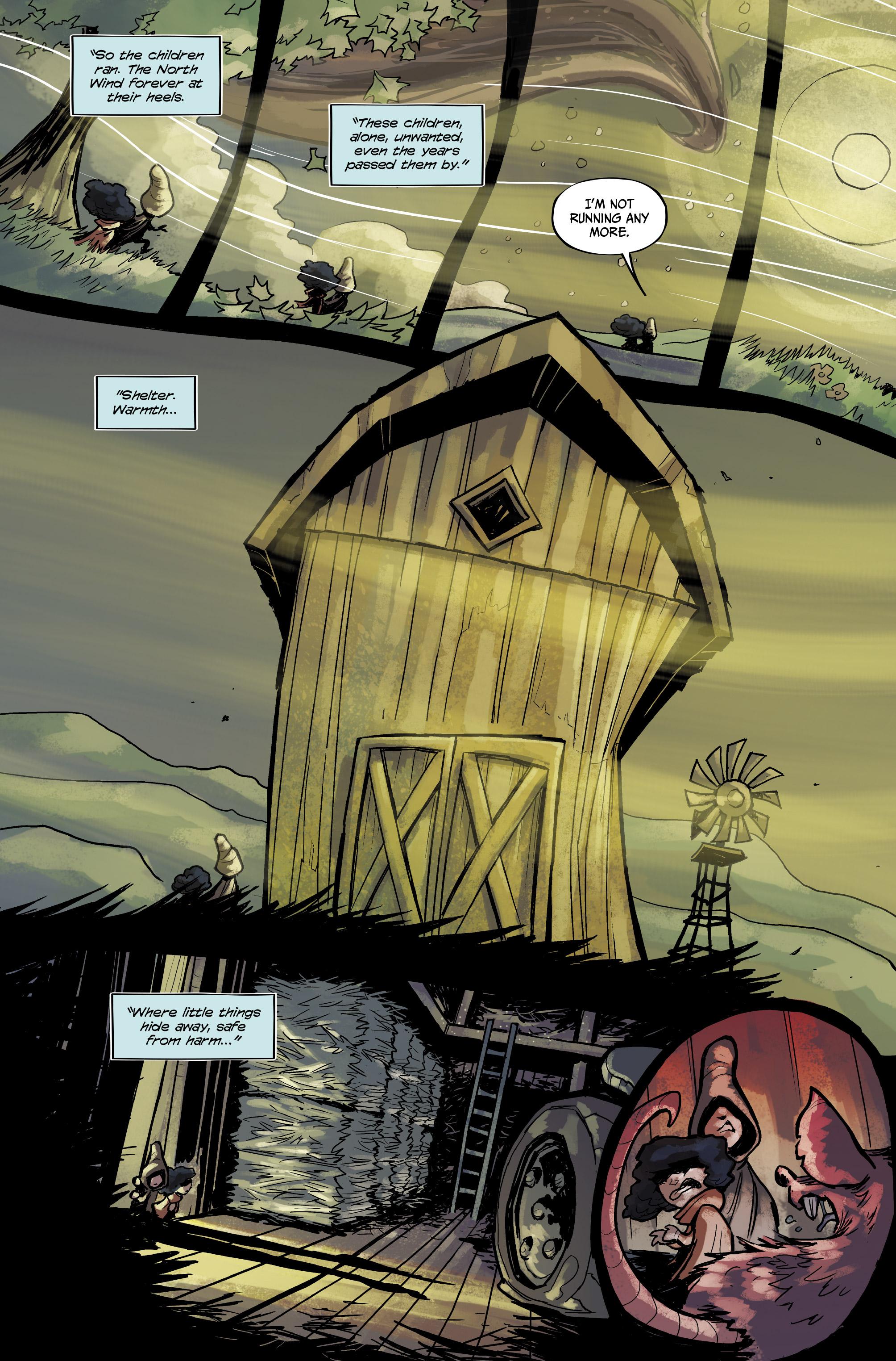 Read online Little Nightmares comic -  Issue #1 - 16