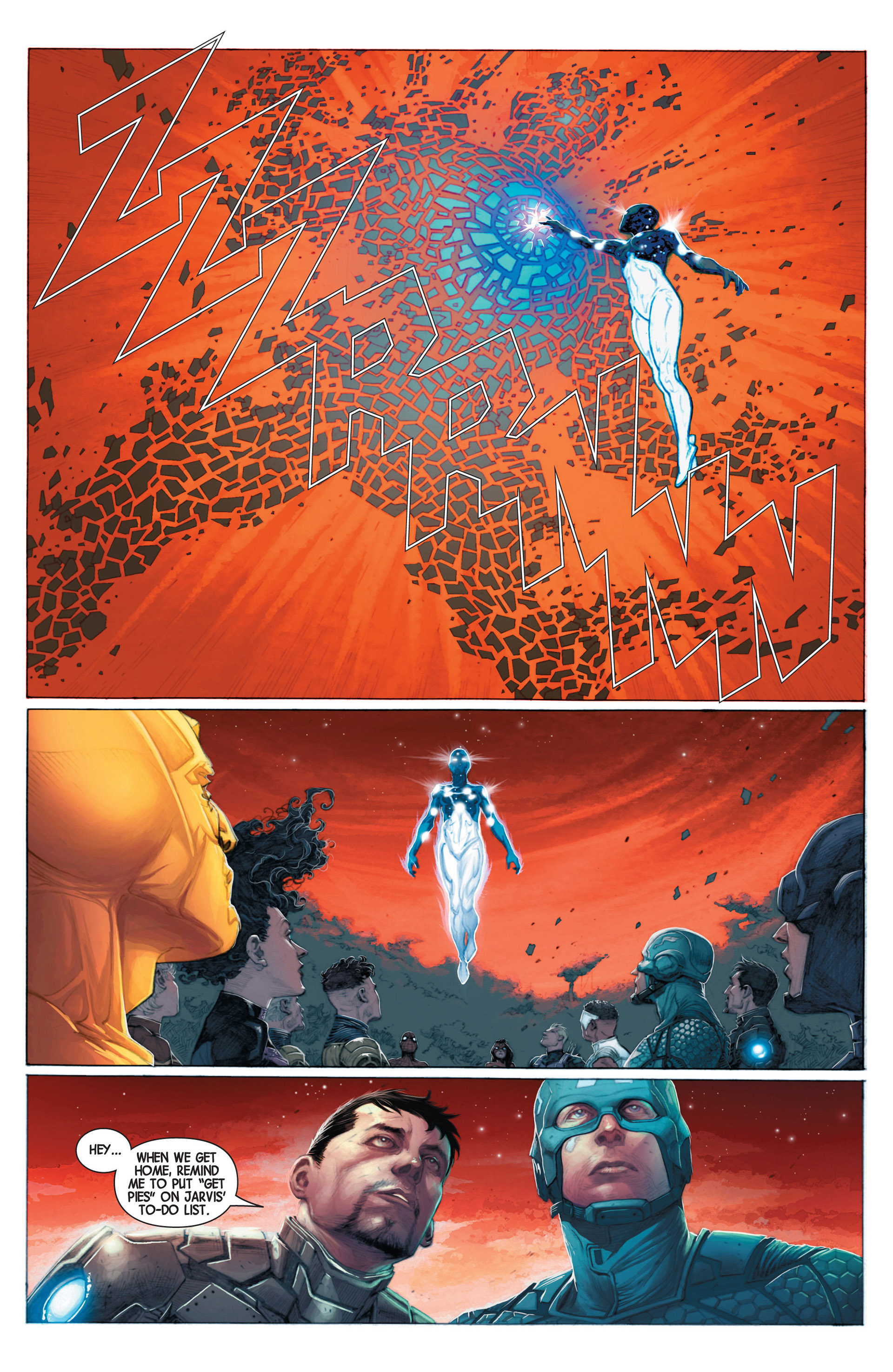 Read online Avengers (2013) comic -  Issue #3 - 23