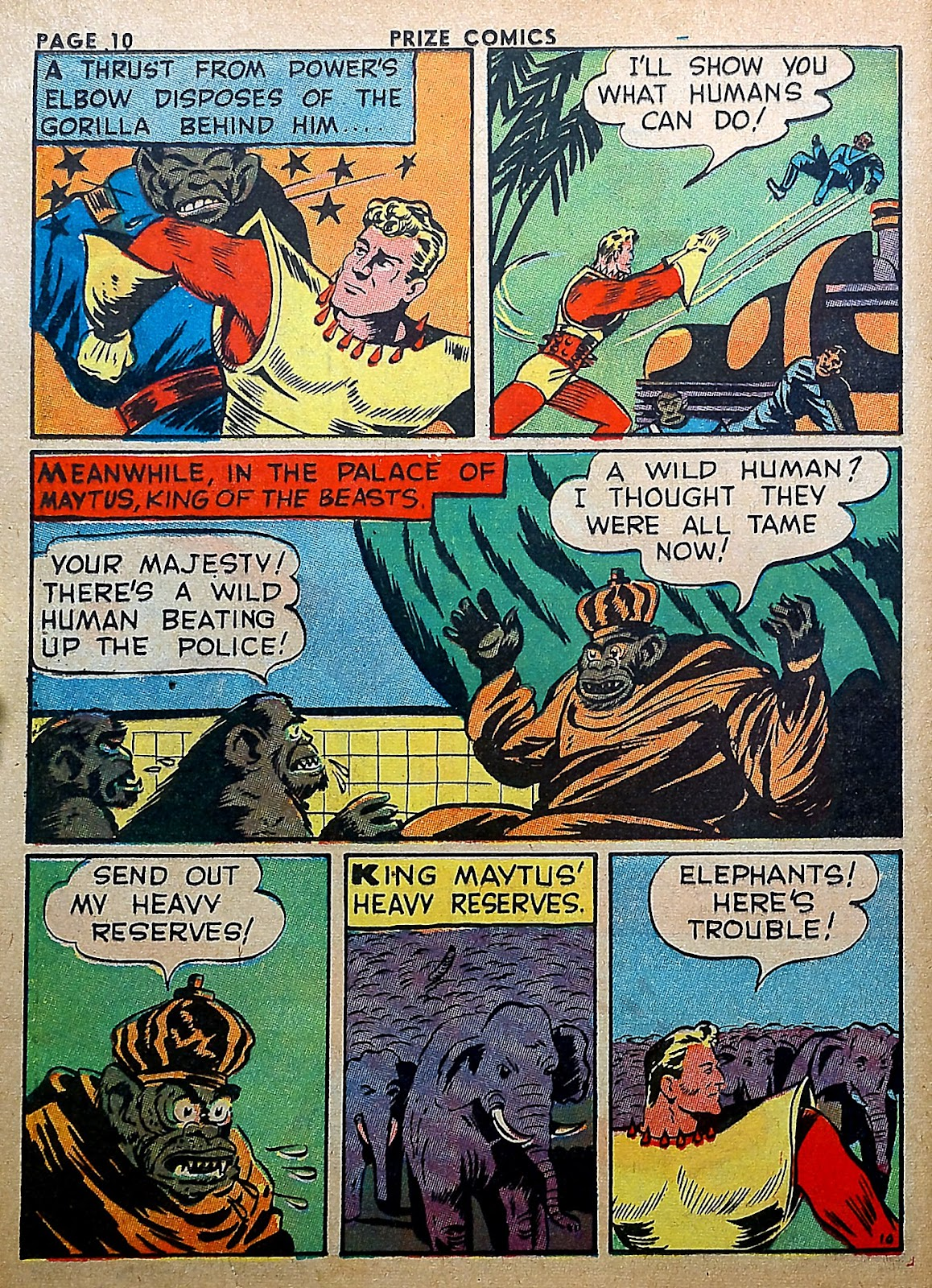 Prize Comics issue 5 - Page 11