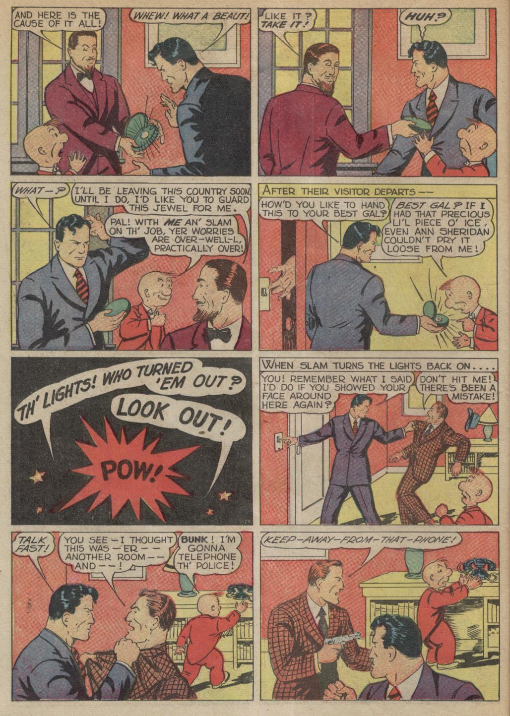 Read online Detective Comics (1937) comic -  Issue #39 - 59