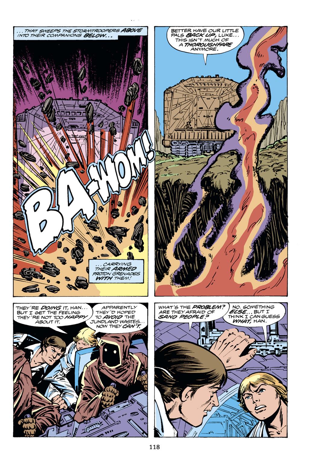Read online Star Wars Omnibus comic -  Issue # Vol. 14 - 118