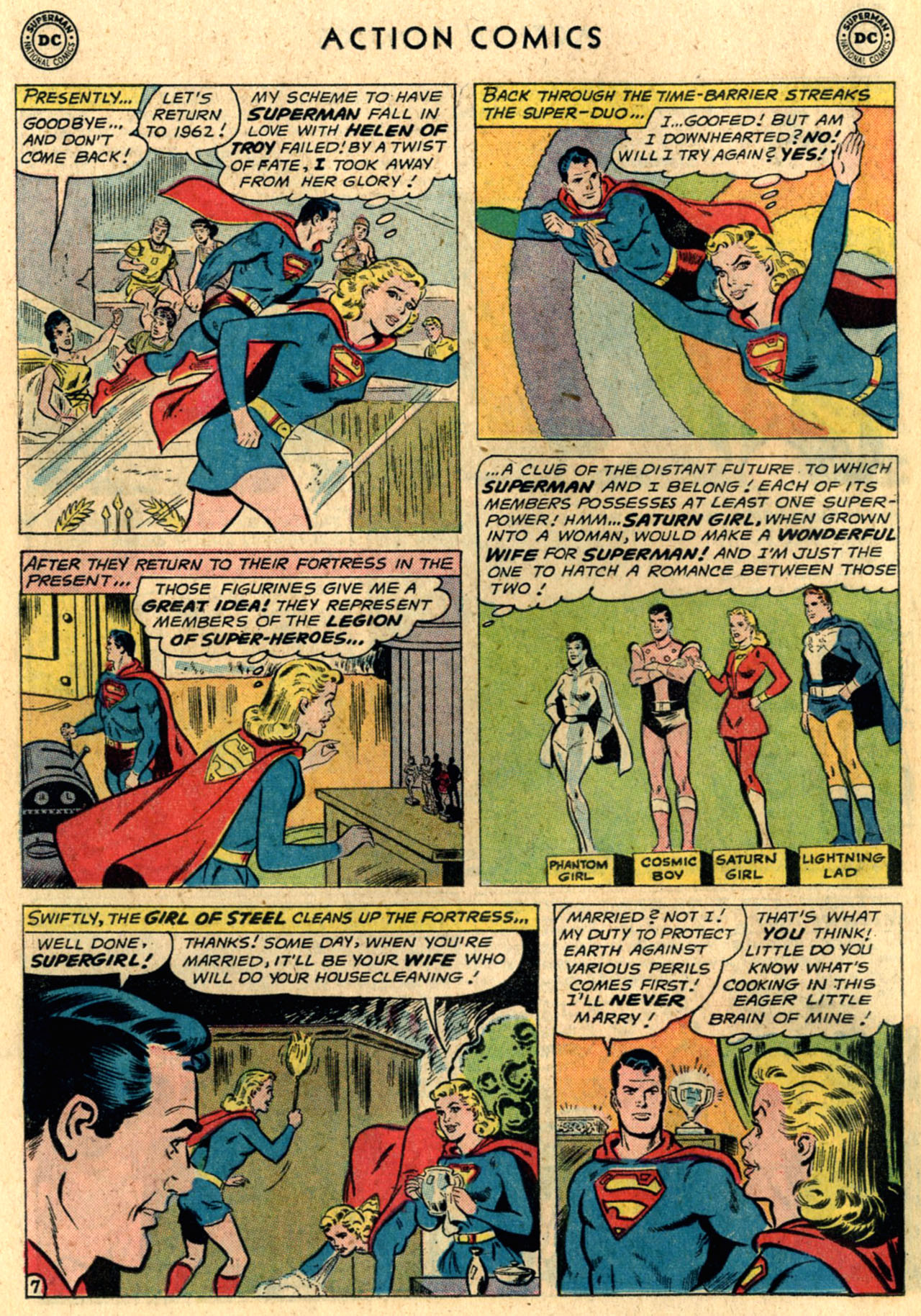 Read online Action Comics (1938) comic -  Issue #289 - 26