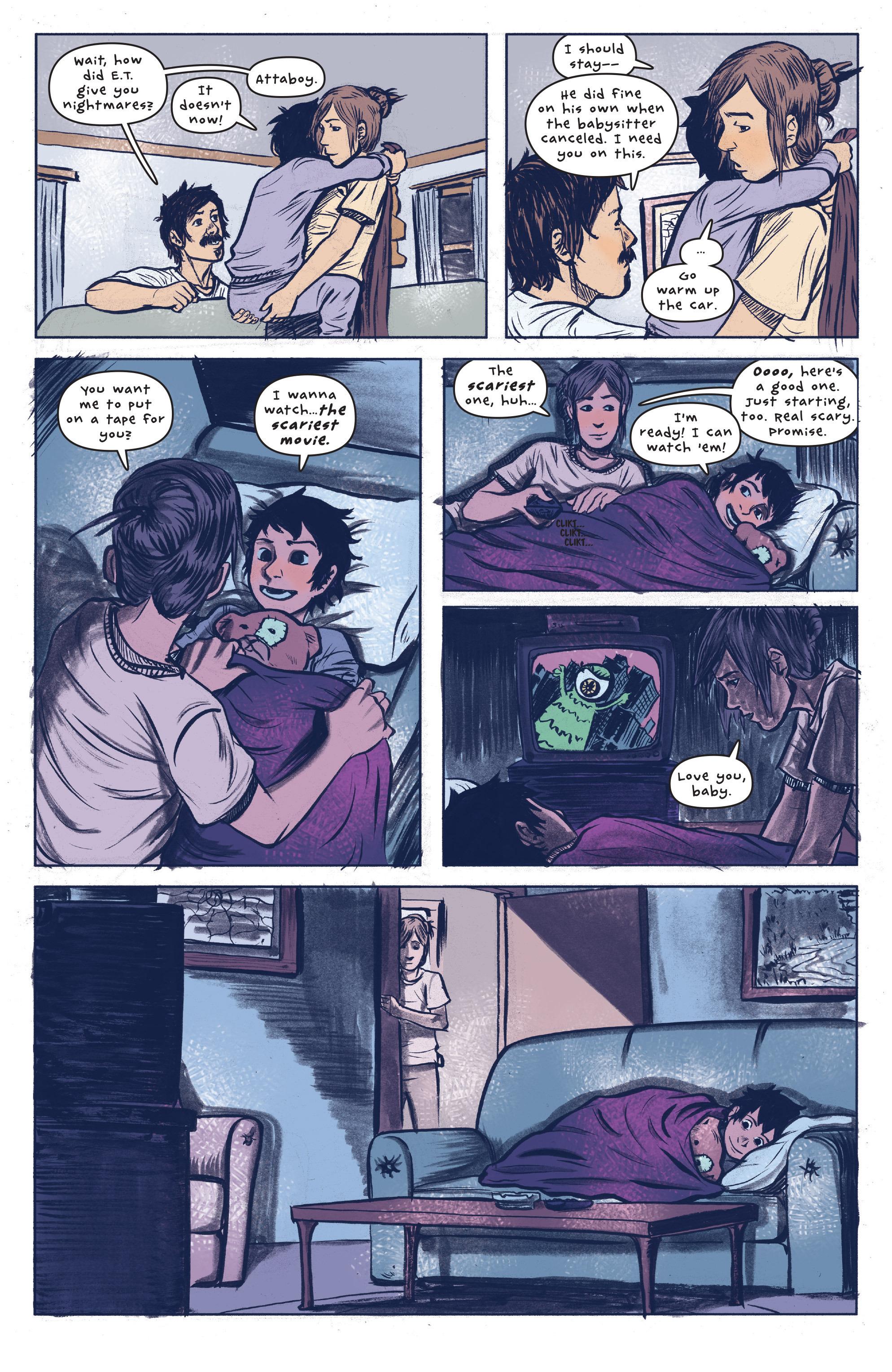 Read online UFOlogy comic -  Issue #4 - 19