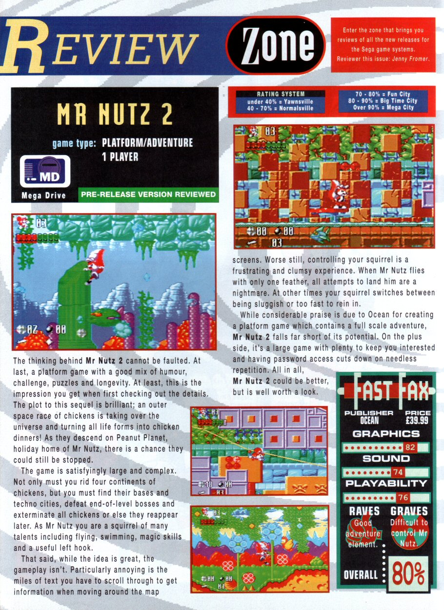 Read online Sonic the Comic comic -  Issue #53 - 12