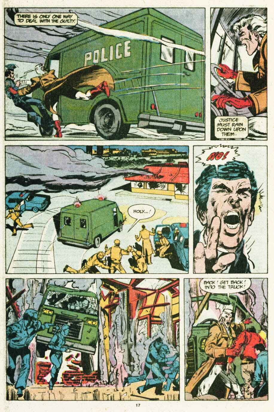 Read online Justice (1986) comic -  Issue #12 - 18