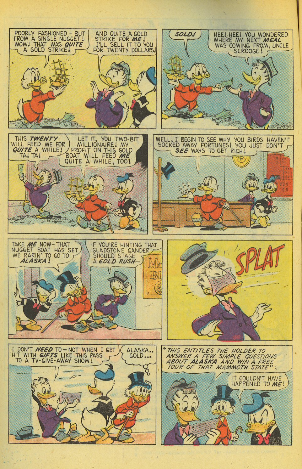 Read online Uncle Scrooge (1953) comic -  Issue #159 - 4