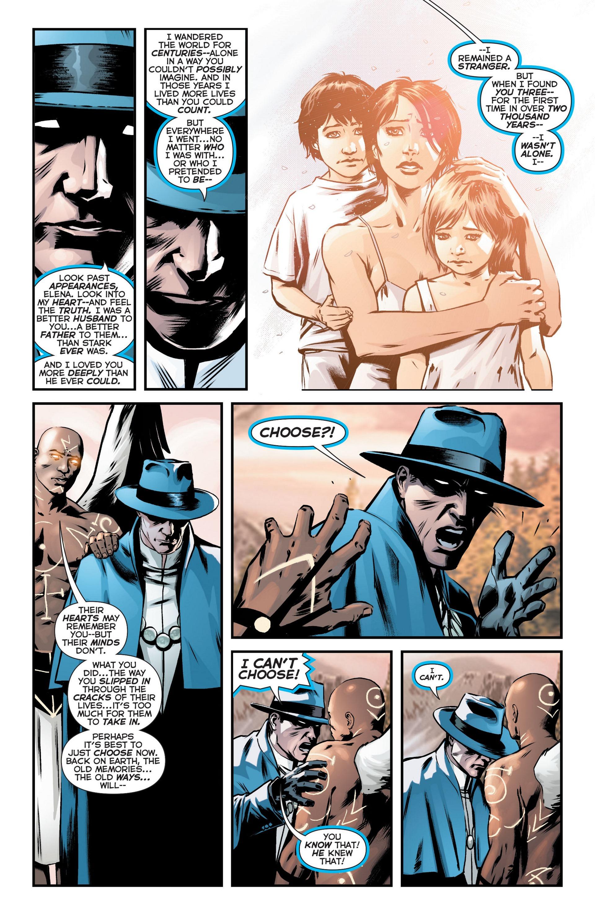 Read online Trinity of Sin: The Phantom Stranger comic -  Issue #10 - 14