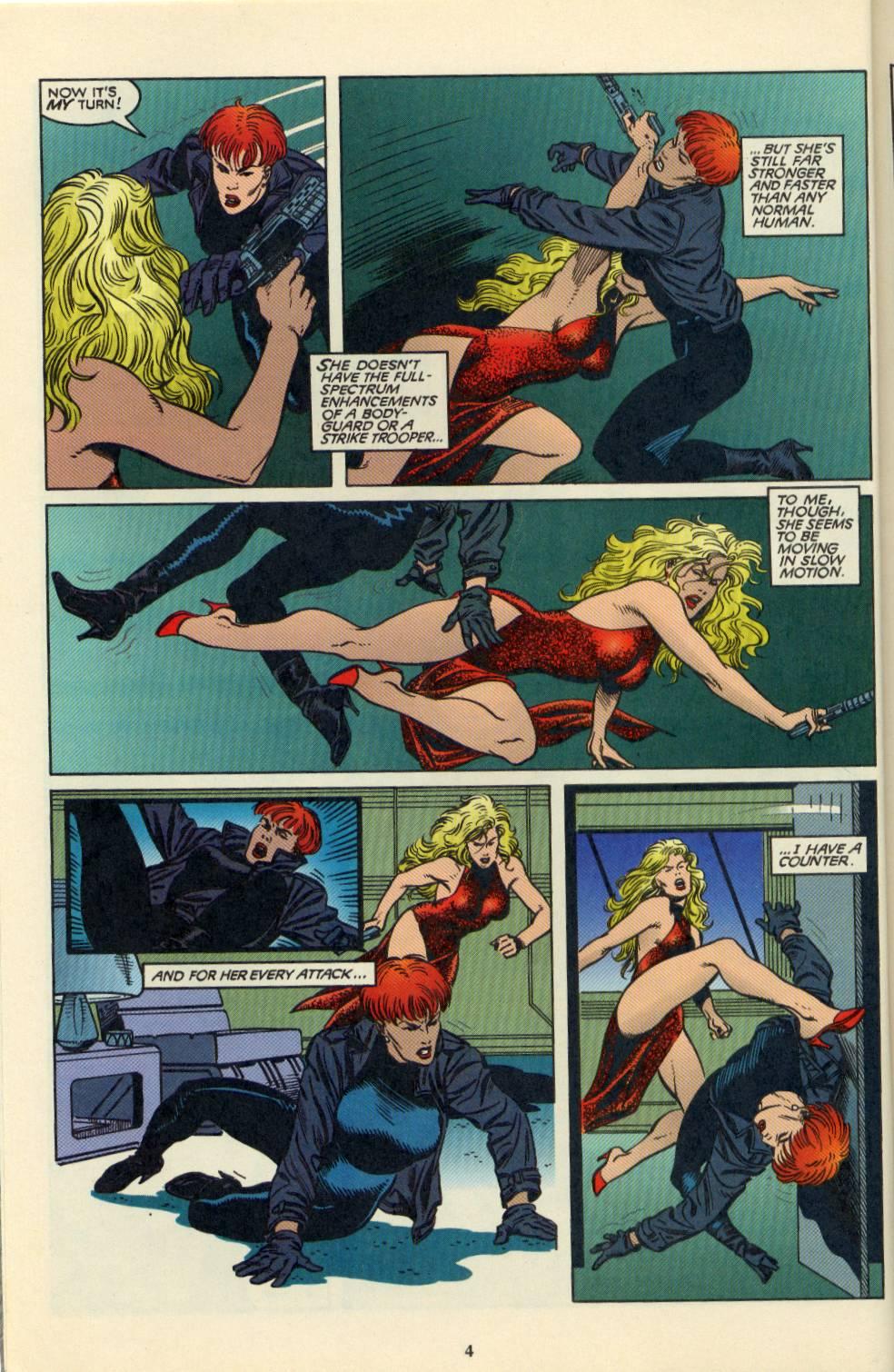 Read online Aliens/Predator: The Deadliest of the Species comic -  Issue #4 - 5