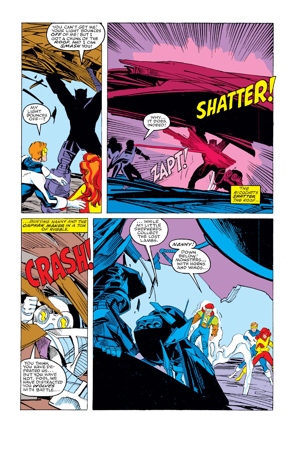 Read online X-Factor (1986) comic -  Issue #35 - 21
