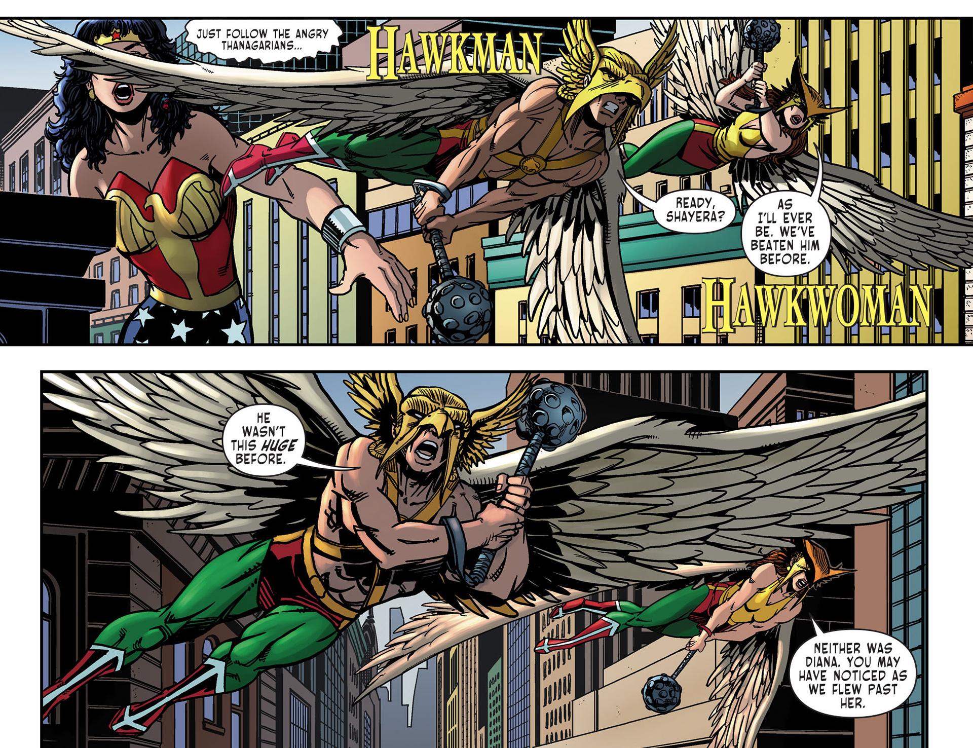Read online Sensation Comics Featuring Wonder Woman comic -  Issue #10 - 8
