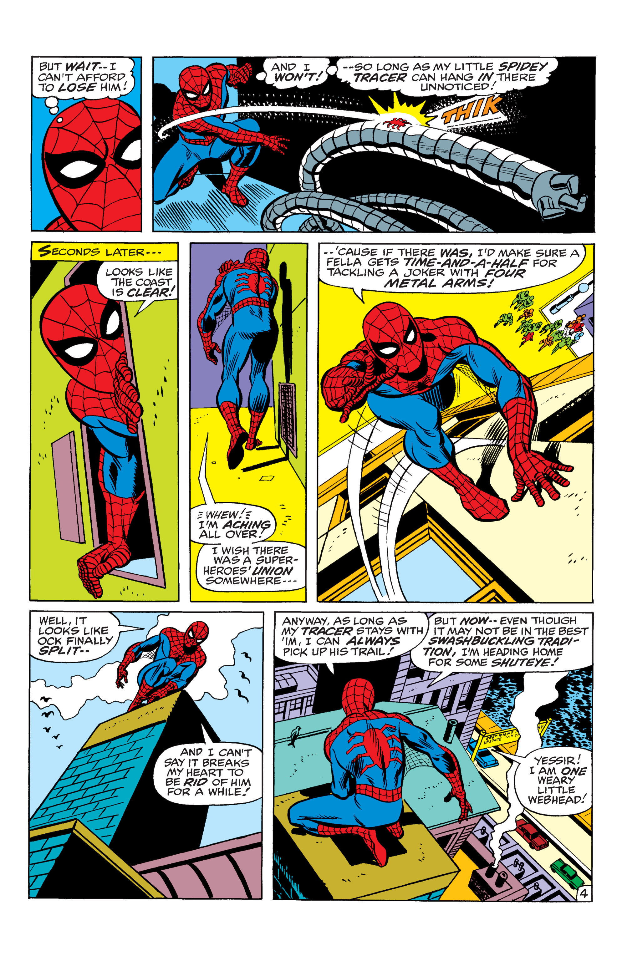 The Amazing Spider-Man (1963) 90 Page 4