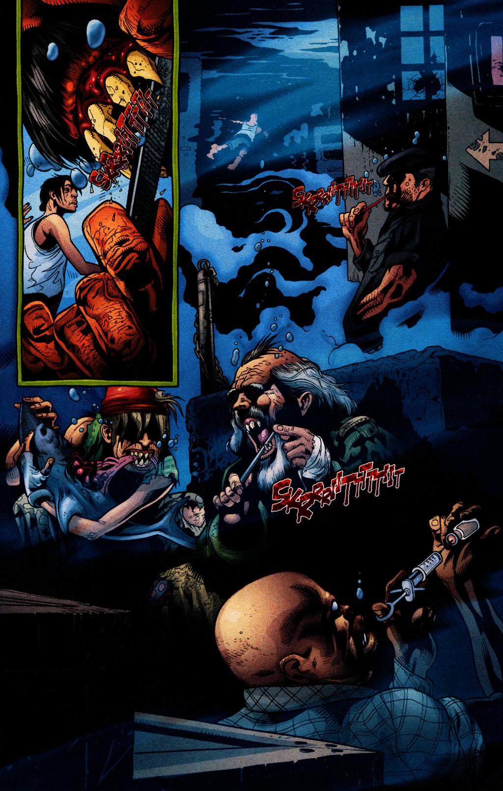 Read online Aquaman (2003) comic -  Issue #25 - 12