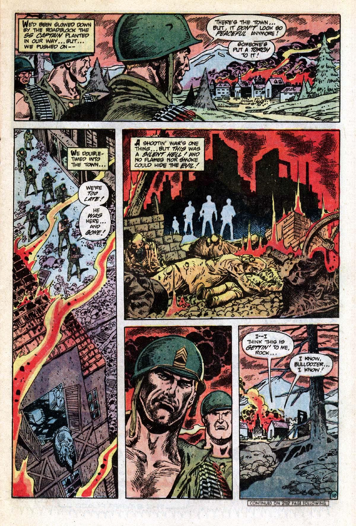 Read online Sgt. Rock comic -  Issue #391 - 11