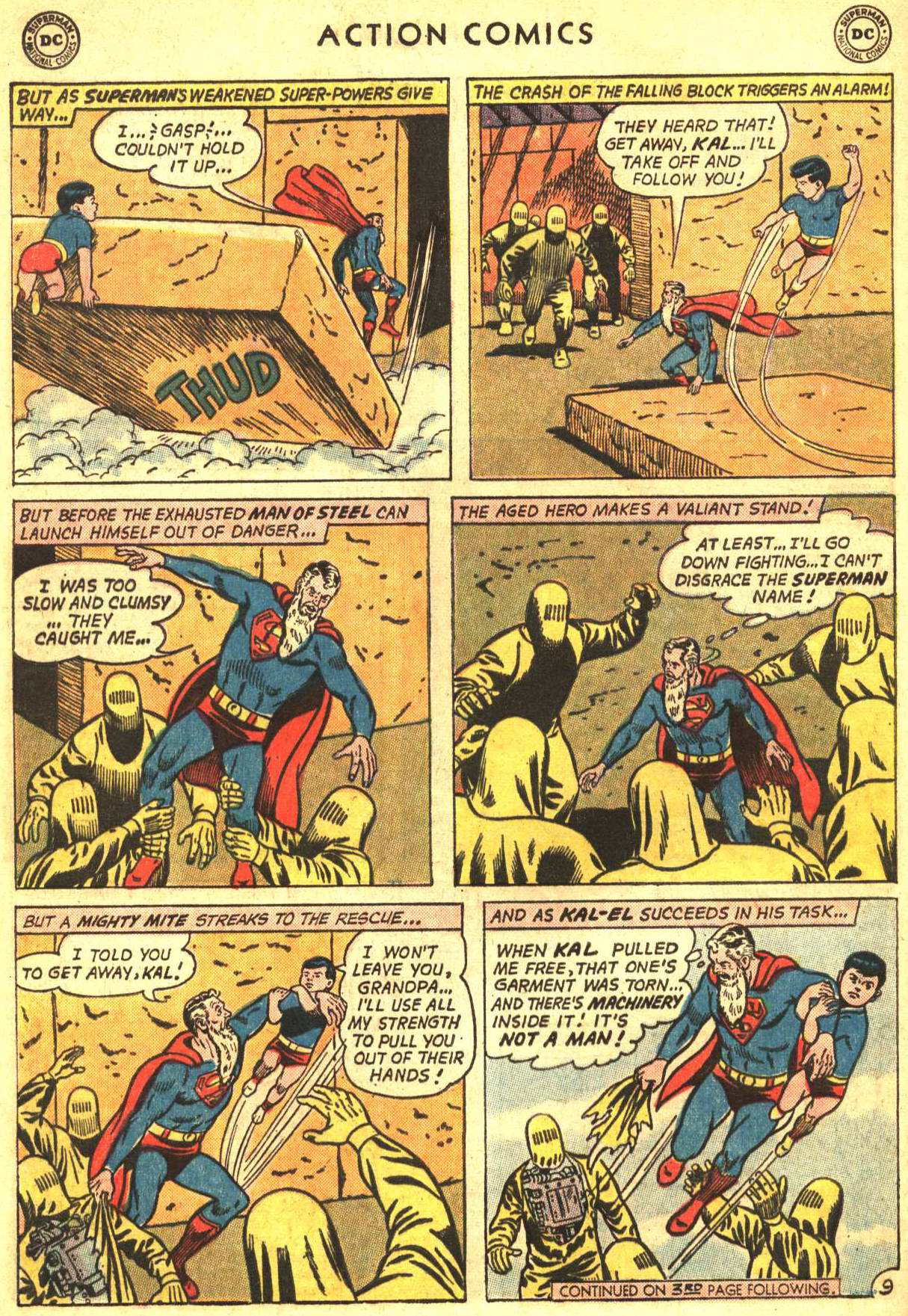 Read online Action Comics (1938) comic -  Issue #327 - 12