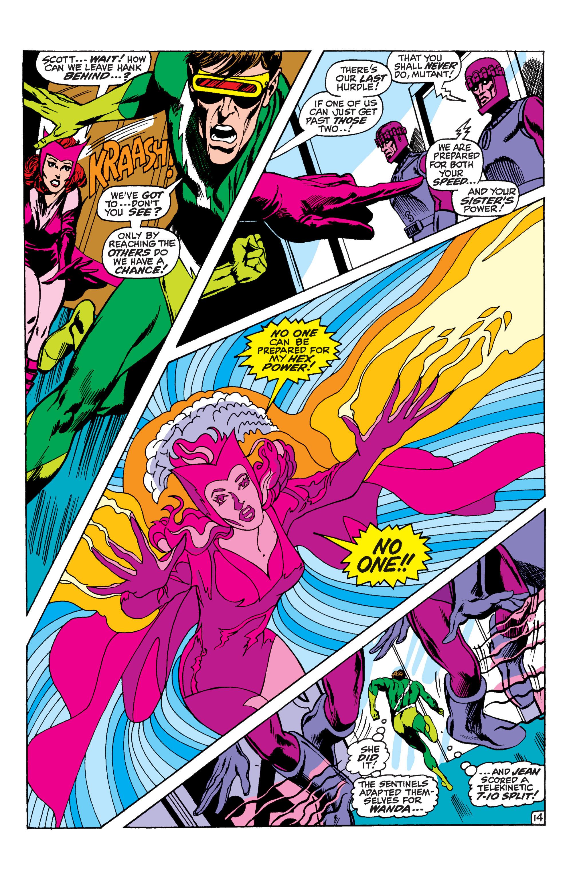 Read online Uncanny X-Men (1963) comic -  Issue #59 - 15