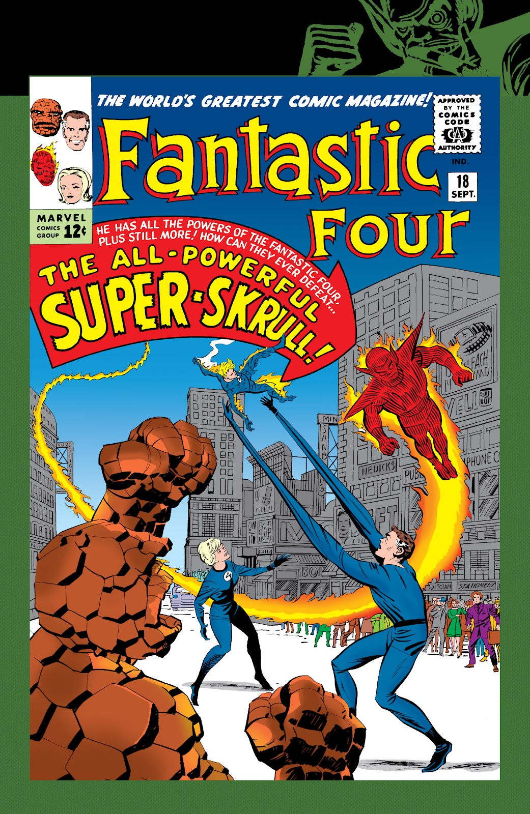 Read online Secret Invasion: Rise of the Skrulls comic -  Issue # TPB (Part 1) - 29
