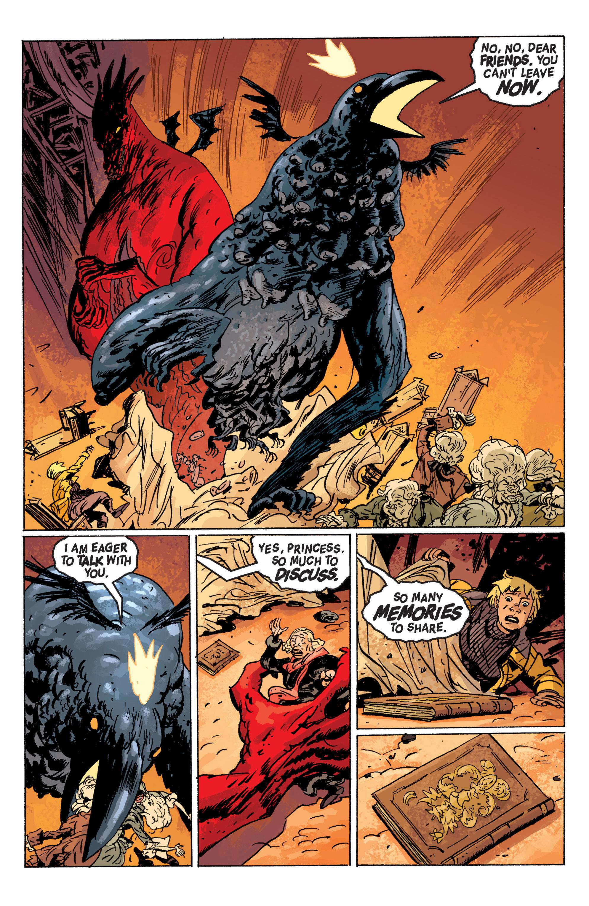 Read online B.P.R.D. (2003) comic -  Issue # TPB 6 - 124