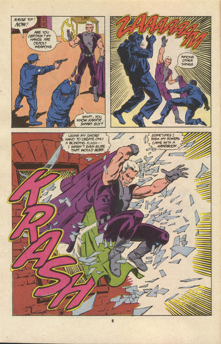Read online Justice (1986) comic -  Issue #17 - 9