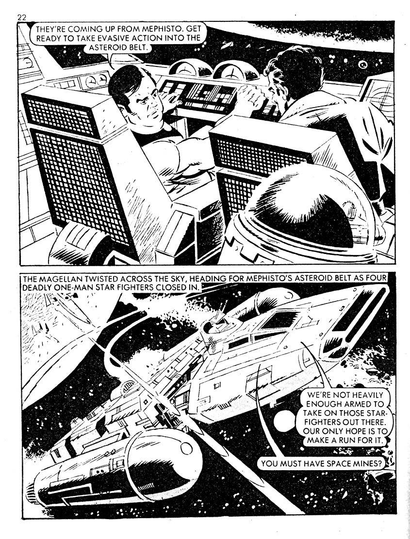 Starblazer issue 30 - Page 22