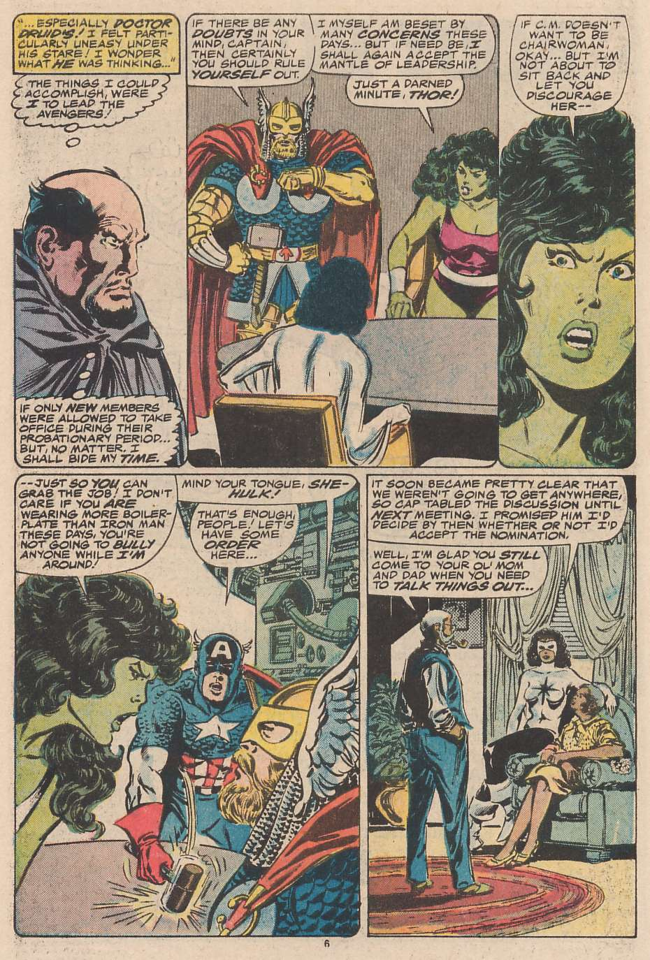 The Avengers (1963) 279 Page 6