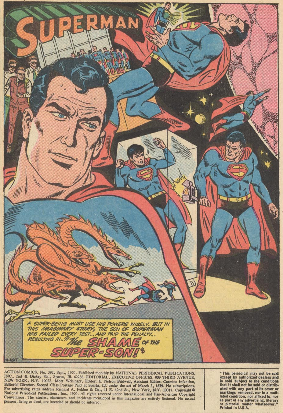 Action Comics (1938) 392 Page 2