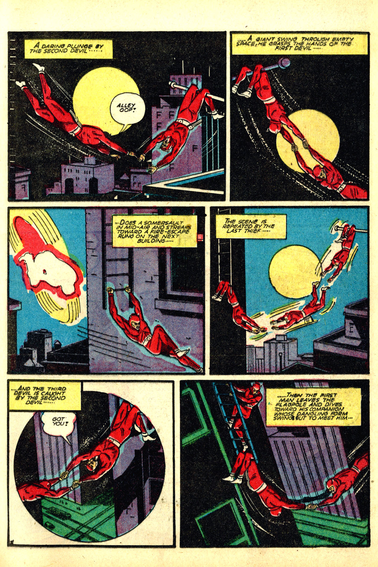 Read online Detective Comics (1937) comic -  Issue #50 - 5