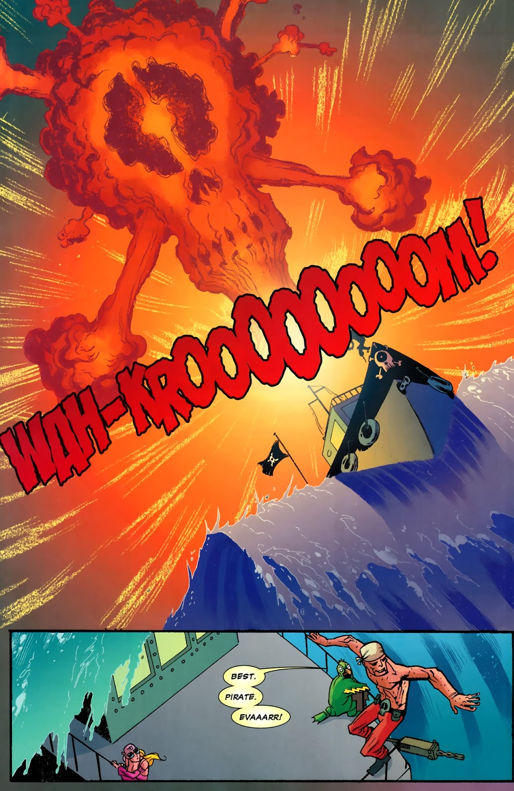 Read online Deadpool (2008) comic -  Issue #14 - 22