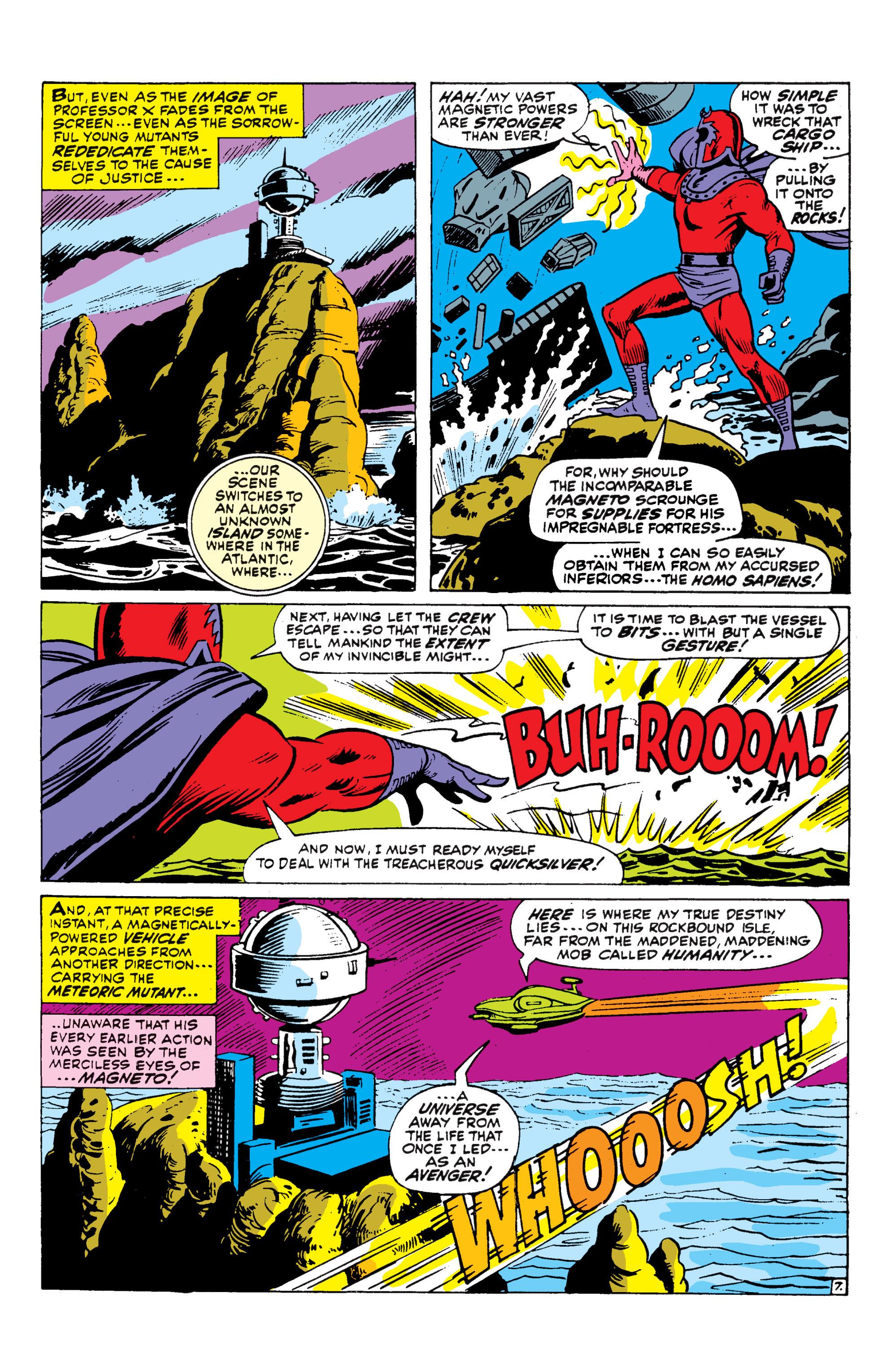 Uncanny X-Men (1963) 43 Page 7