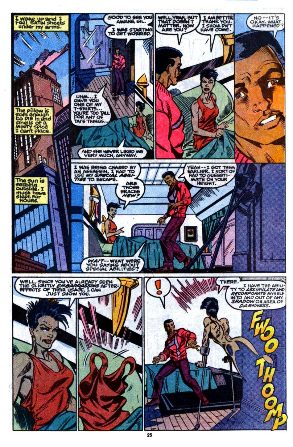 The New Warriors Issue #7 #11 - English 19