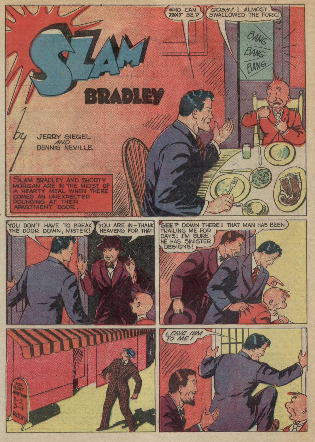 Read online Detective Comics (1937) comic -  Issue #39 - 57