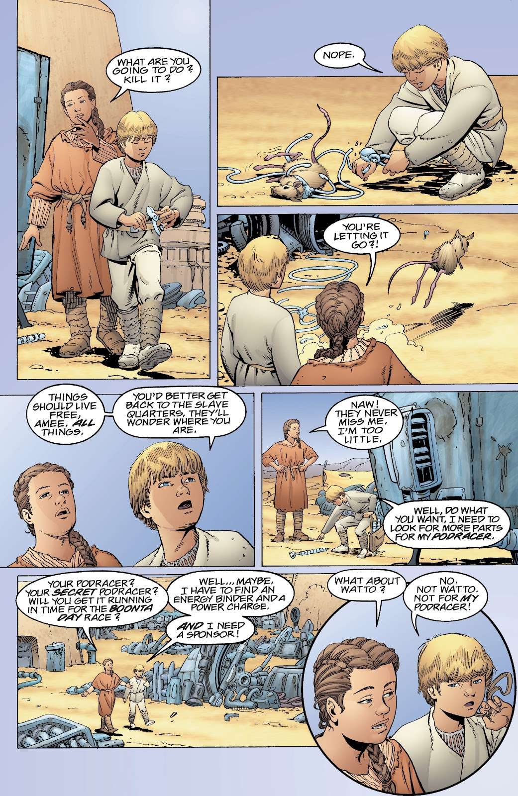 Read online Star Wars Legends: Rise of the Sith - Epic Collection comic -  Issue # TPB 2 (Part 4) - 47