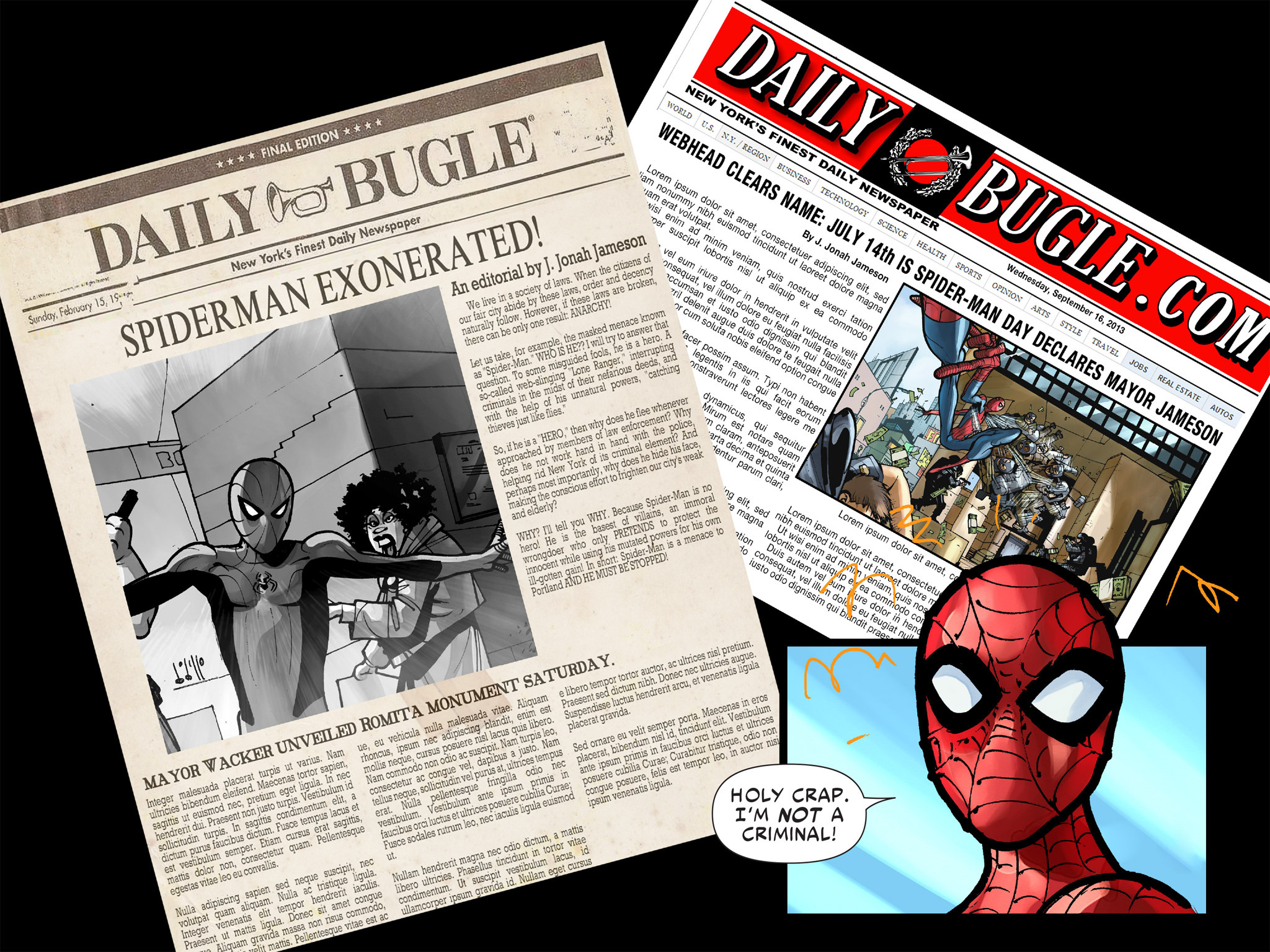 Read online Amazing Spider-Man: Who Am I? comic -  Issue # Full (Part 1) - 221