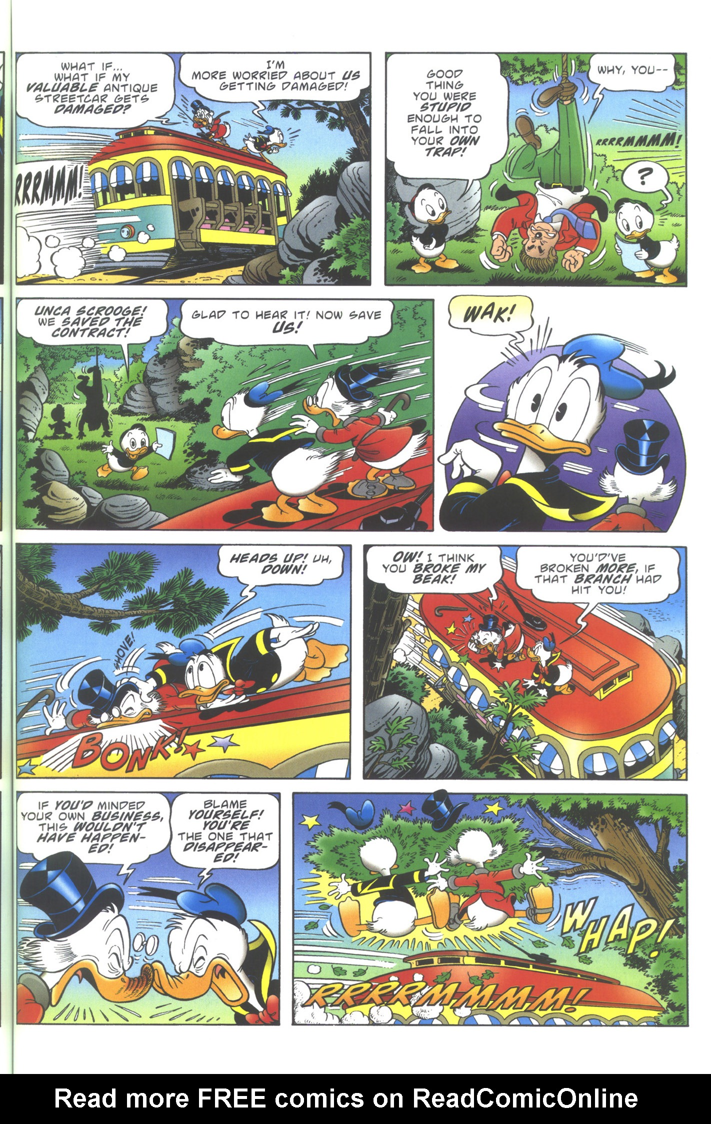Read online Uncle Scrooge (1953) comic -  Issue #354 - 51
